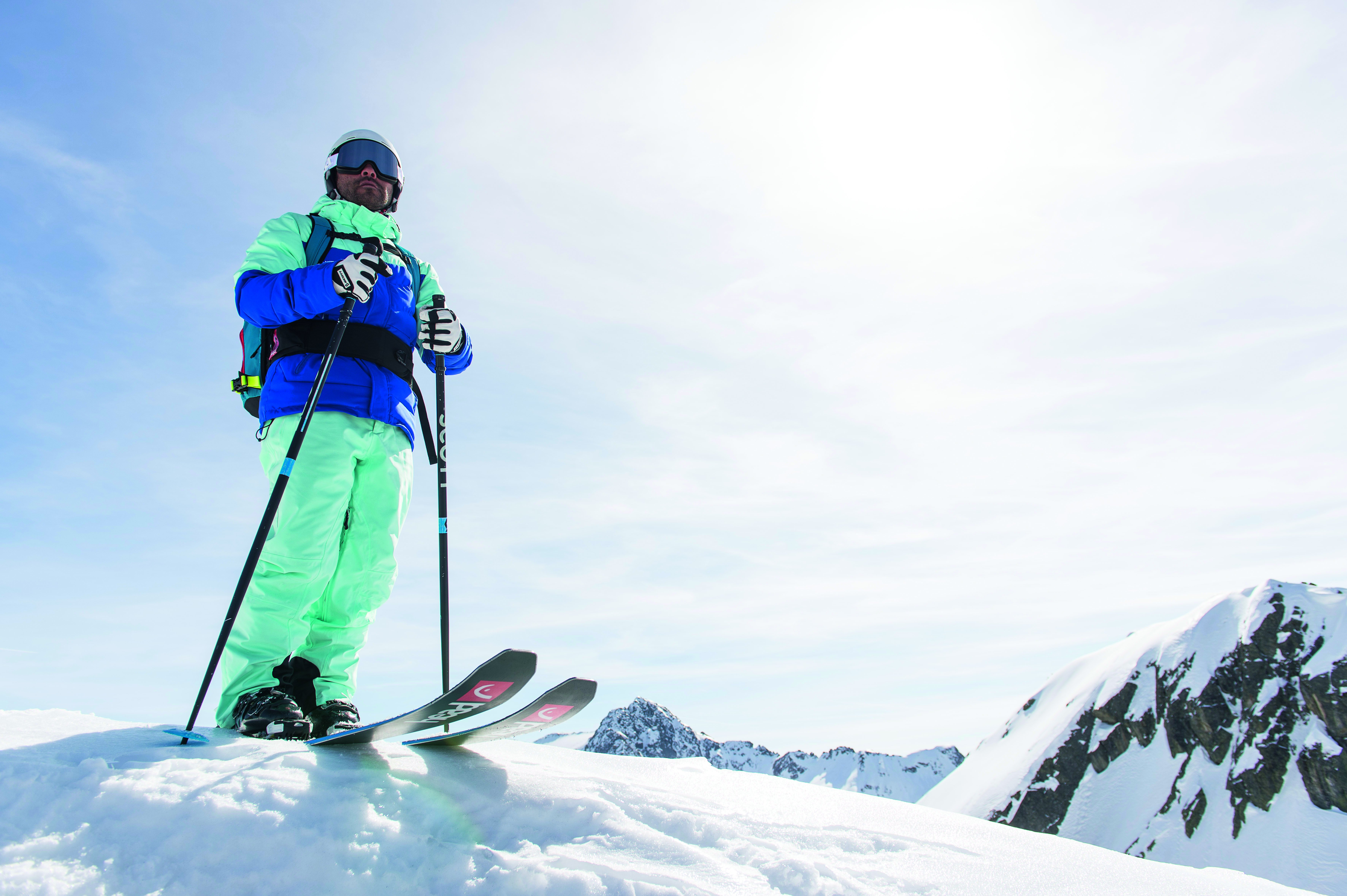 Jak vybrat lyžařské hůlky  c95353d65d