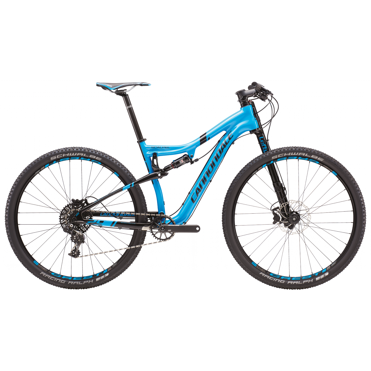 Cannondale Scalpel 29 Carbon 2 2016