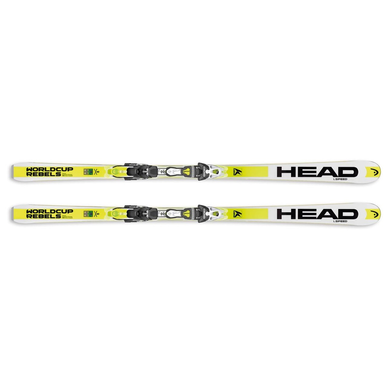 Head Wc Rebels Ispeed/Ff Pro 11 2016
