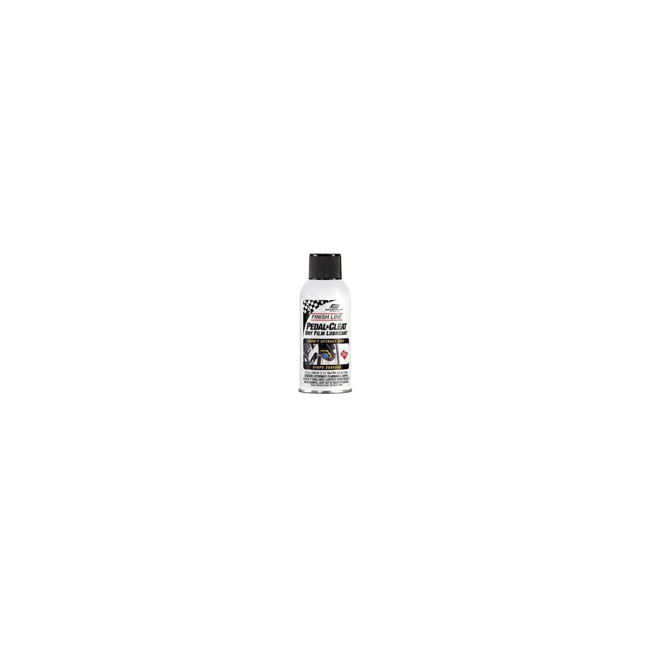 Finish Line Pedal&Cleat Lubricant 150 ml