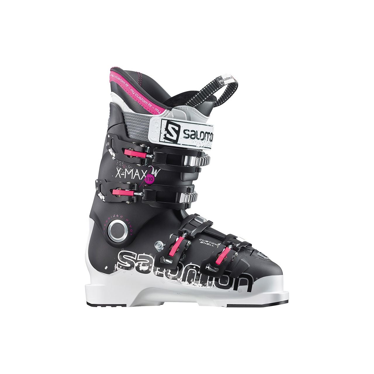 276460de656 sjezdové boty - salomon x max 110 w 15