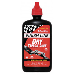 Finish Line Dry Teflon 4 oz/120 ml - kapátko