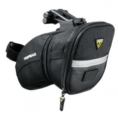 Topeak Aero Wedge Pack Medium, Quick Click