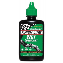 Finish Line CrossCountry Wet 2oz/60ml - Kapátko