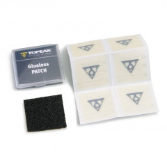 Topeak FlyPaper Glueless Patch Kit (6 ks v krabičce)