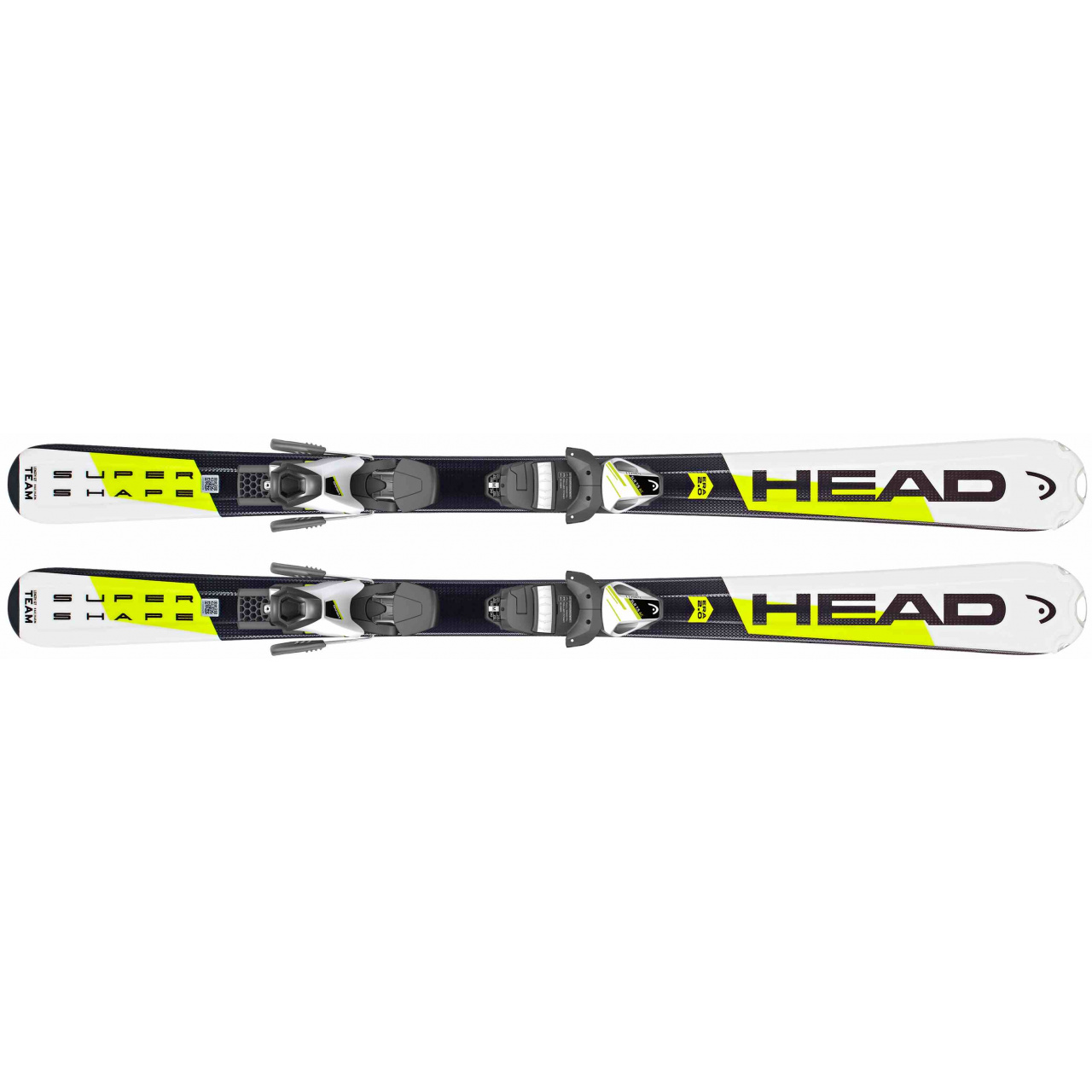 Head Supershape Team SLR 2/SLR 7,5 Jr