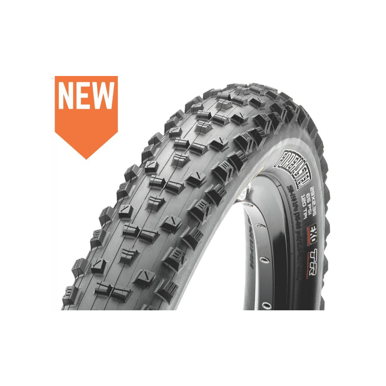 Maxxis Forekaster kevlar 29 x 2.2 Exo T.R.
