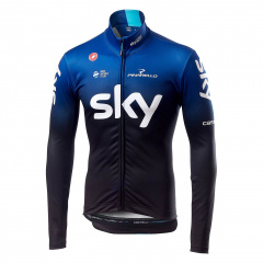 Castelli Team Sky Thermal 2019