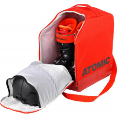 Atomic Boot + Helmet Bag