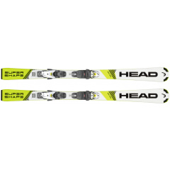 Head Supershape SLR Pro/SLR 4,5 Jr 2019